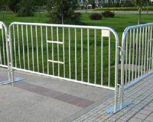 galvanized barricade usa