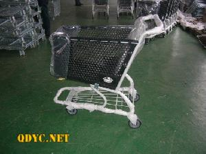 shopping basket trolley united states supermarkets