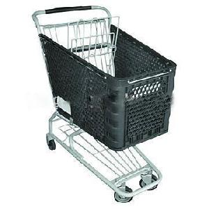 supermarket basket trolleys qingdao yongchang