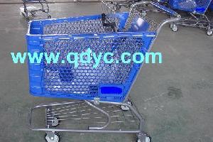 supermarket trolleys hypermarket carts qingdao yongchang