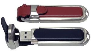 leather usb flash drive corporate gift promtional
