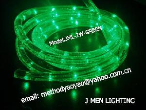 led rope light ce gs rohs wenzhou manufacturer