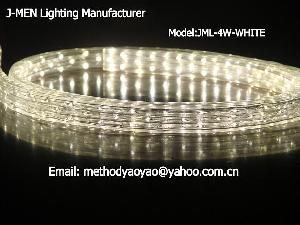 8times canton fair led rope light ce gs rohs wenzhou factory
