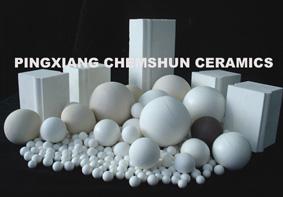 middle alumina balls bricks ball mills