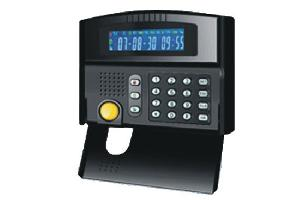 gsm burglar alarm panel system residential