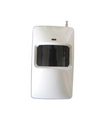 wireless curtain pir sensor voltage reminder