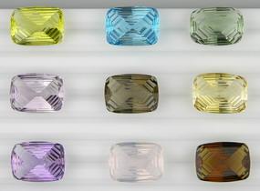 precious synthetic cubic zirconia marcasite onyx stones