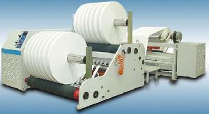 hcs501 paper slitter rewinder slitting machine