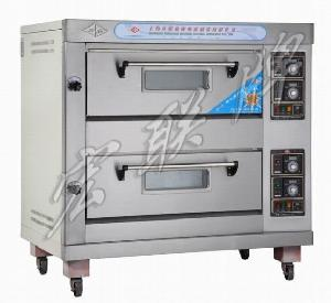 gas oven bakery