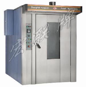 wind rotary oven