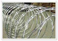 barbed wire razor tape