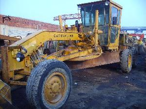 cat motor grader 12g conditions machine 1997