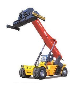 reach stacker containers