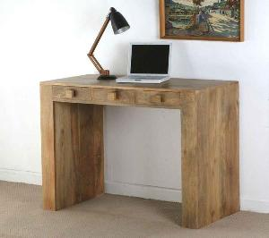 indian wooden computer table manufacturer exporter wholesaler india