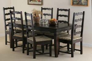 indian wooden diningroom furniture manufacturer exporter wholesaler india