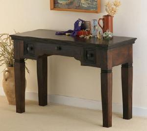 indian wooden dressing table manufacturer exporter wholesaler india