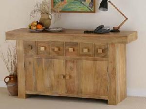 indian wooden sideboard manufacturer exporter wholesaler india