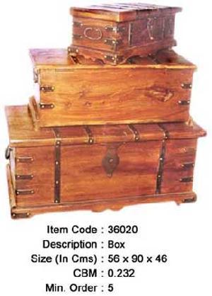 indian wooden box manufacturer exporter wholesaler india