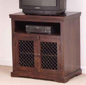 indian wooden tv cabinet manufacturer exporter wholesaler india