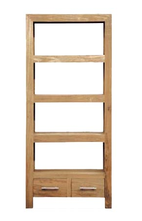 wooden book rack bookcase manufacturer exporter wholesaler india