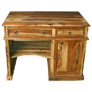 wooden computer table manufacturer exporter wholesaler india