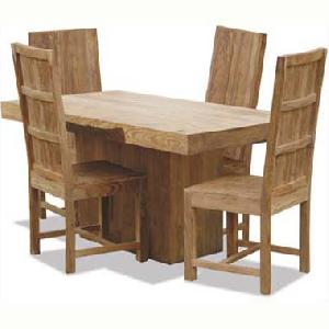 wooden dining manufacturer exporter wholesaler india