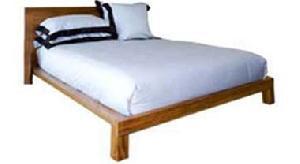 wooden queen bed manufacturer exporter wholesaler india