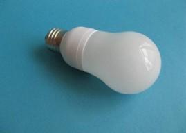 led bulbo y tubo luz lámpara ahorro de energía