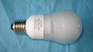 les �conomies d �nergie de lumi�re lampe fluorescente cathode froide ccfl ampoule 8watt gradabl