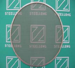 filter discs stainless steel plain