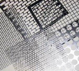 perforated stainless sheets ss304 ss304l ss316 ss316l