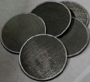 wire mesh filter elements