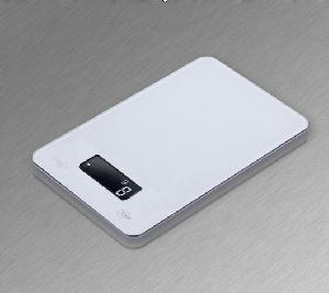 four legs pound kitchen scale 5kg 11lb 5000ml tempered glass platform