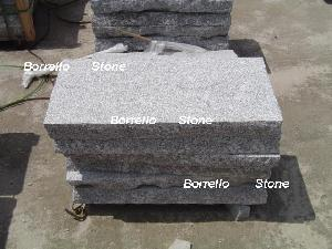 grey marble paving stone