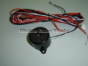 buzzer warning parking sensor system rd 008c4