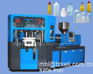 injection blow molding machine european