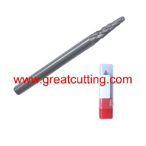 solid carbide burrs f metal cutting