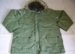 military camouflage parka jacket m65