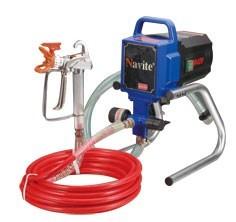airless paint pump