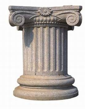 granite marble pillar