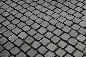 granite pavement