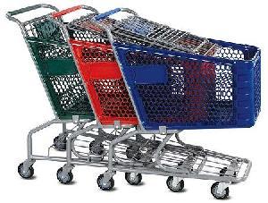 shopping trolley wheels