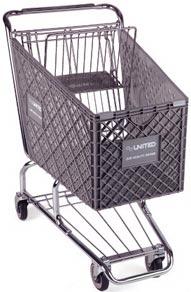 supermarket basket trolleys baskets usa