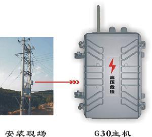 wireless power facility alarm systems g30e ea