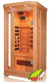 infrared sauna 1 person