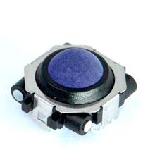 blackberry 8100 8300 8800 9000 trackball joystick blue