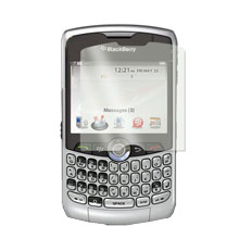 Blackberry Curve 8300 8310 8320 Lcd Screen Protector Guard Film