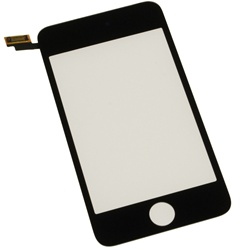 touch 2nd gen digitizer screen front panel
