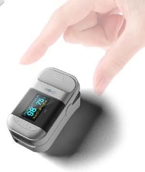 fingertip pulse oximeter oximetry