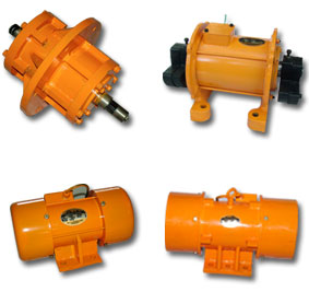 vibratory motor industrial machinery